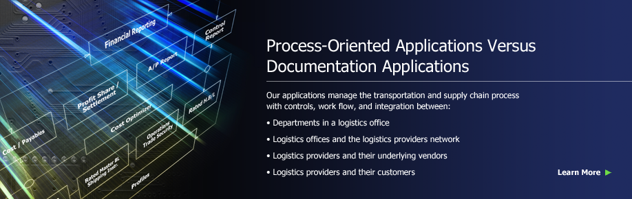 Process-Oriented Applications Versus Documentation Applications